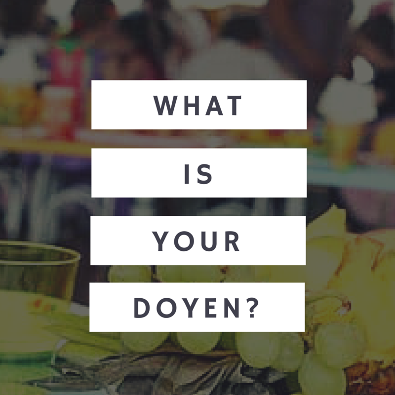 What Is Your Doyen